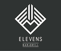 ELEVENS_BAR&GRILL_White